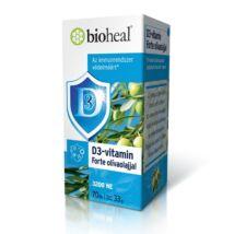 bioheal D3-vitamin Forte olívaolajjal 70 db kapszula