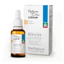 MediNatural hyaluron extra szérum 30ml