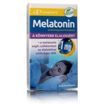 Innopharm Melatonin étrend-kiegészítő filmtabletta 30db