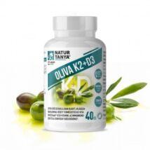 Natur Tanya® OLIVA K2+D3 vitamin 40db