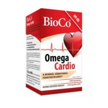 BioCo Omega Cardio lágyzselatin kapszula 60db