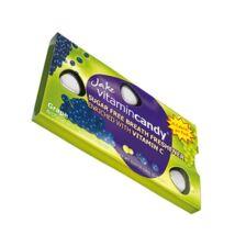 Jake Vitamincandy Szőlő ízű cukorka 15db