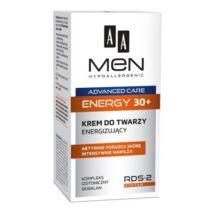 AA Men Advanced Care Energy 30+ - energizáló arckrém férfiaknak 50ml