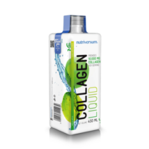 Collagen liquid 10000 mg zöldalma ízű 450 ml - VITA - Nutriversum