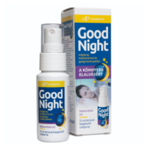 InnoPharm Good Night szájspray melatoninnal – 25ml