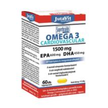 Jutavit Omega-3 Cardiovascular kapszula  60db