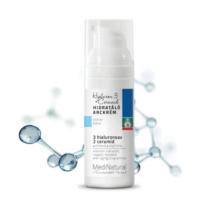 MediNatural Hyaluron 3 + Ceramid hidratáló arckrém 50ml