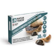 Natur Tanya®Fermentált Fekete Fokhagyma kivonat 800 mg 30db