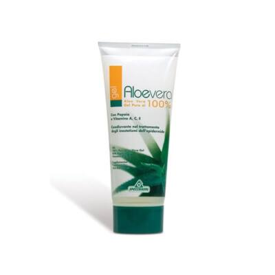 Aloe vera gél papajával, vitaminnal 200ml Specchiasol
