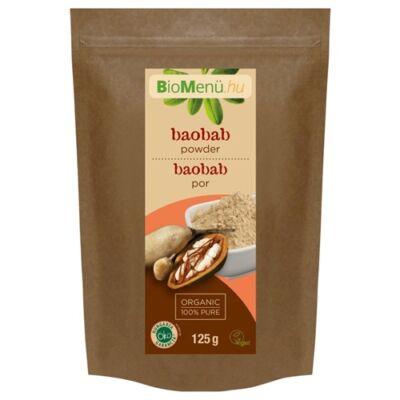 Bio BioMenü Baobab por 125g