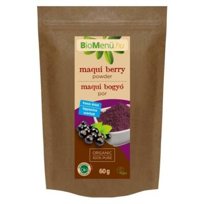 Bio BioMenü Maqui berry kivonat por 60g