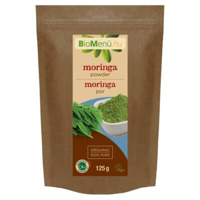 Bio BioMenü Moringa por 125g