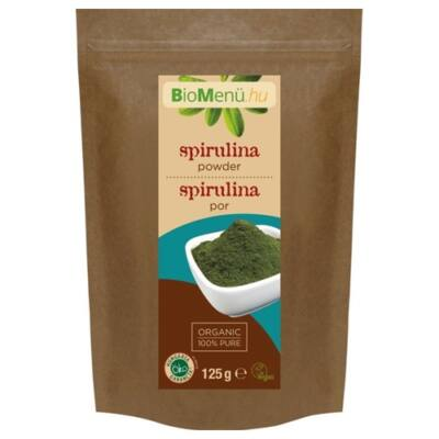 Bio BioMenü Spirulina por 125g