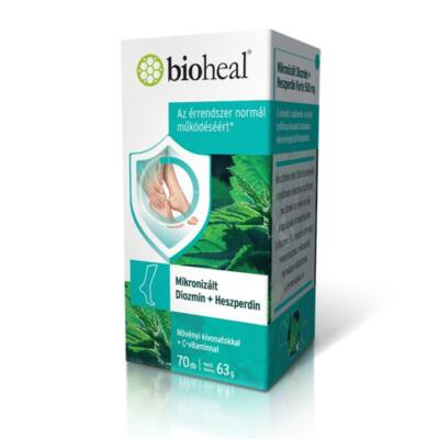 bioheal Diozmin-heszperidin forte kapszula 70 db