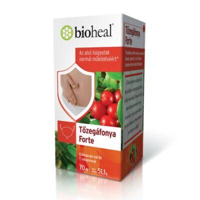 bioheal Tőzegáfonya Forte 70 db kapszula