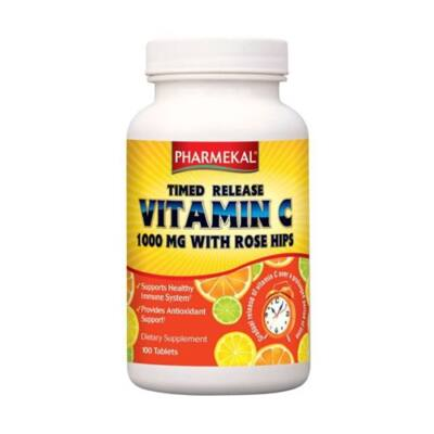 C-vitamin 1000 mg + Csipkebogyó 100 mg tabletta
