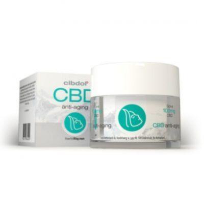 Cibdol Anti-aging krém CBD-vel 50ml