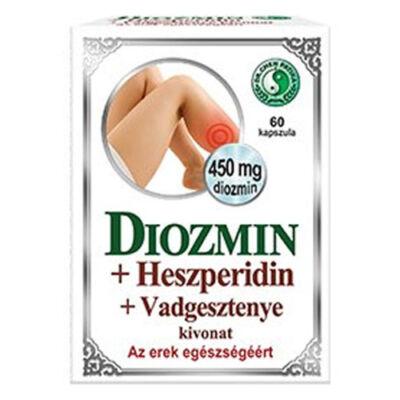 Diozmin Heszperidin Kapszula 60db Dr. Chen