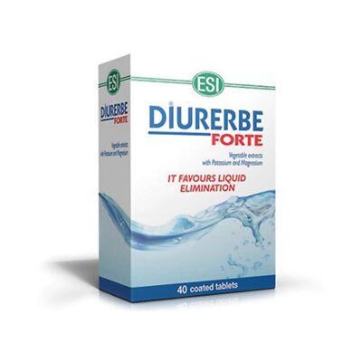 DIURERBE® forte -Természetes vízhajtó tabletta 40db ESI