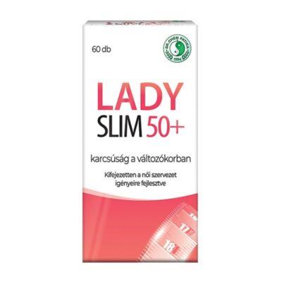 Dr. Chen Lady SLIM 50+ kapszula 60db