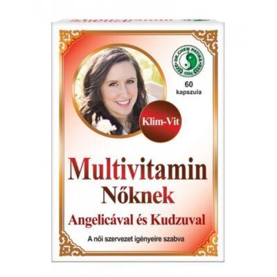 Dr. Chen Multivitamin Nőknek kapszula 60db
