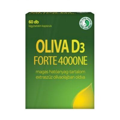 Dr. Chen Oliva D3 Forte 4000NE kapszula 60db
