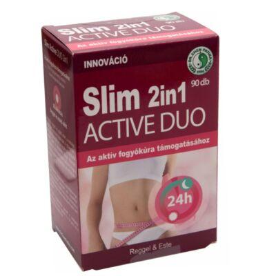 Dr. Chen Slim Active DUO 2in1 kapszula 90 db