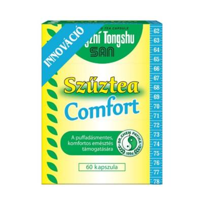 Dr. Chen Szűztea Comfort kapszula 60db