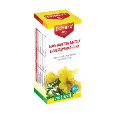 Dr. Herz Hidegen sajtolt ligetszépe olaj 50 ml