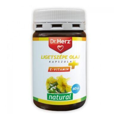 Dr. Herz Ligetszépe olaj + E-vitamin kapszula 60 db