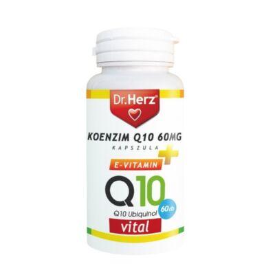 Dr. Herz KOENZIM Q10 60mg 60db kapszula