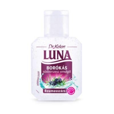 Dr. Kelen LUNA sósborszesz borókás gél 150 ml