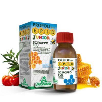 E.P.I.D.® Flu Junior Immuntámogató szirup 100ml