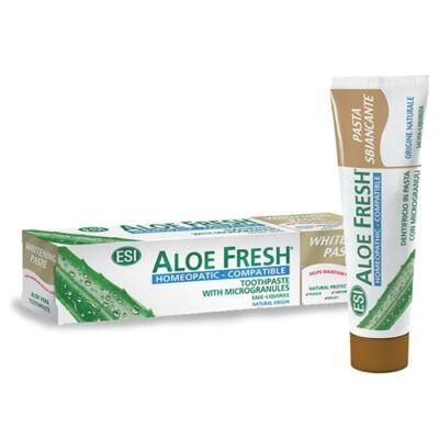 Aloe Fresh® homeopátia-kompatibilis fogkrém 100ml ESI