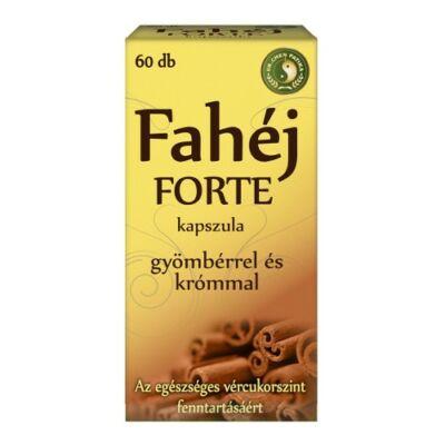 Fahéj Forte Kapszula 60db Dr. Chen