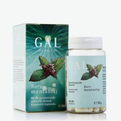 GAL Borsmentaolaj kapszula 100db 60 db