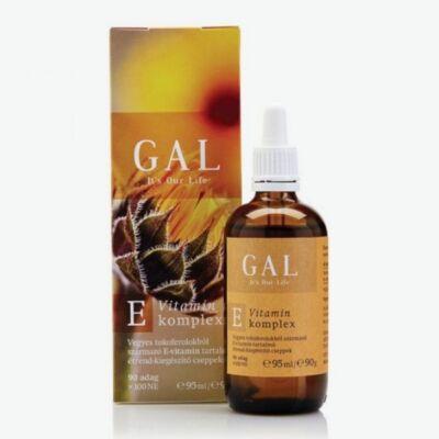 GAL E-vitamin, 100NE x 90 adag 95ml