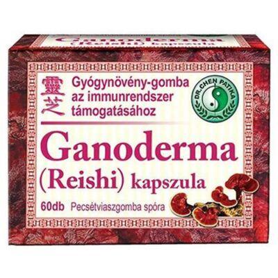 Ganoderma (Reishi) Kapszula 60 db Dr. Chen