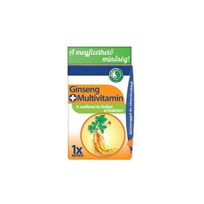 Ginseng + Multivitamin Kapszula 30db Dr. Chen