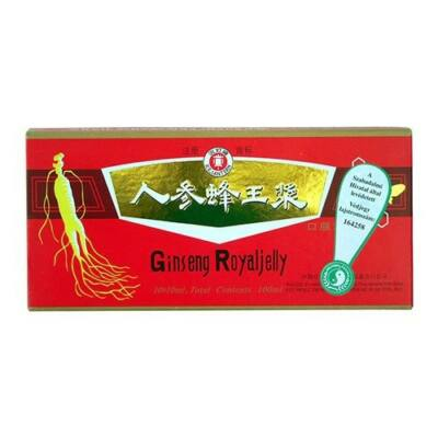 Ginseng Royal Jelly ampulla 10db Dr. Chen