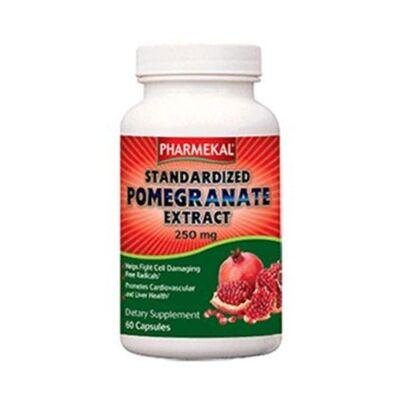 Gránátalma kivonat 250 mg kapszula 60db Pharmekal