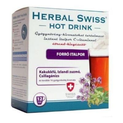 Herbal Swiss Hot drink 12db