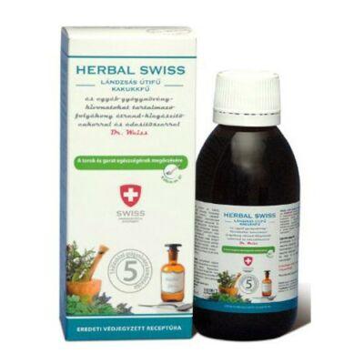 Herbal Swiss Felnőtt Köhögés elleni szirup 150ml