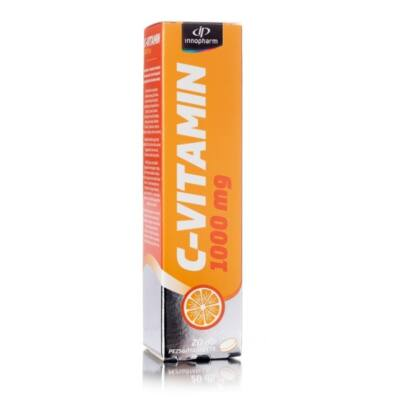 InnoPharm C-1000 mg pezsgőtabletta 20db