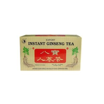 Instant Ginseng Tea 20db Dr. Chen