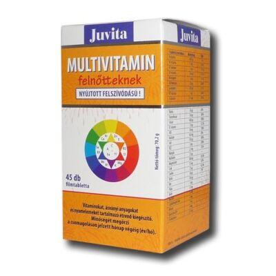 JutaVit Multivitamin felnőtteknek 45db