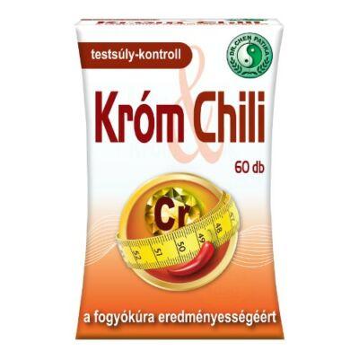 Króm Chili kapszula 60db Dr. Chen