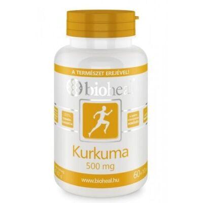 Kurkuma 500 mg Tabletta (70db) Bioheal