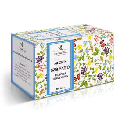 Mecsek Tea Szélhajtó filteres teakeverék 20db