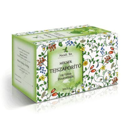 Mecsek Tea Tejszaporító filteres teakeverék 20db